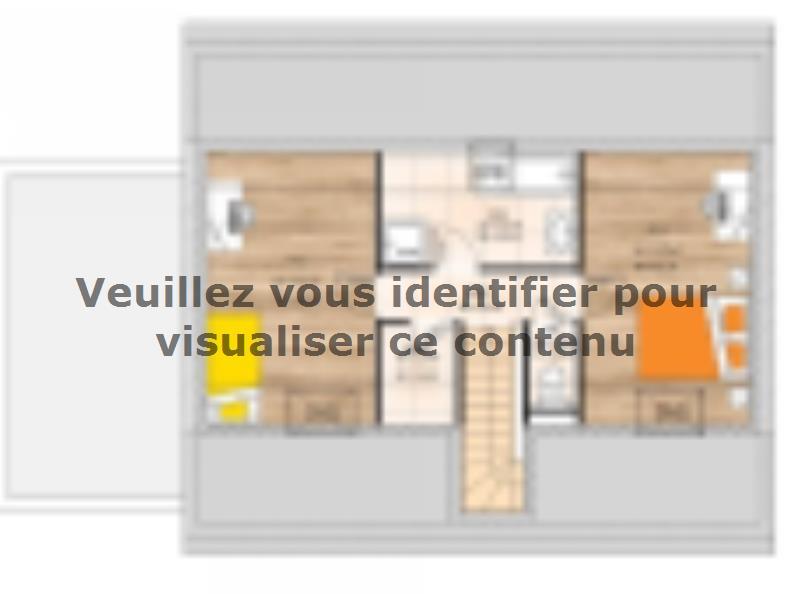Plan de maison RCA2096-3GA : Vignette 2
