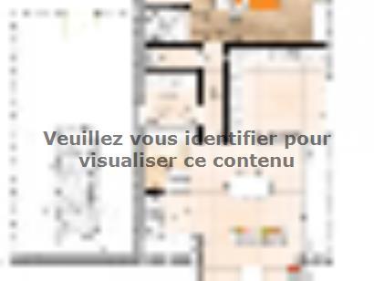 Plan de maison R120130-4MGA 4 chambres  : Photo 1