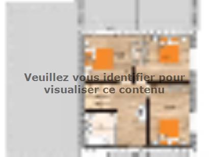 Plan de maison R120130-4MGA 4 chambres  : Photo 2