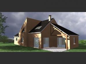 Maison neuve à Abilly (37160)<span class='prix'> 174525 €</span> 174525