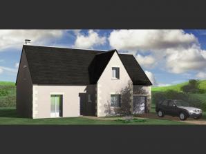 Maison neuve à Abilly (37160)<span class='prix'> 197580 €</span> 197580