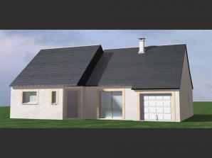 Maison neuve à Abilly (37160)<span class='prix'> 147120 €</span> 147120