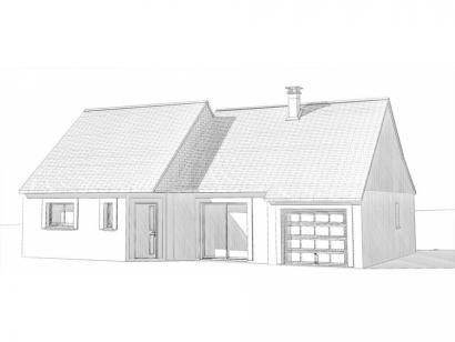 Maison neuve  à  Abilly (37160)  - 147120 € * : photo 2