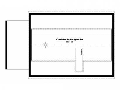 Maison neuve  à  Abilly (37160)  - 120000 € * : photo 3