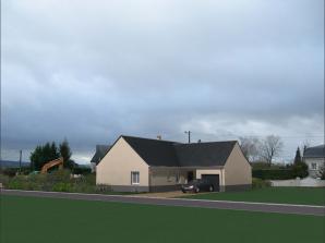 Maison neuve à Abilly (37160)<span class='prix'> 168520 €</span> 168520