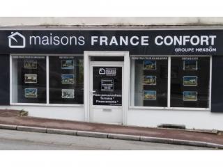 Nouvelle agence Maisons France Confort Cherbourg (50)