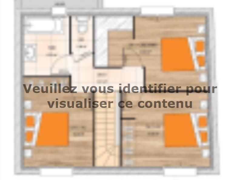 Plan de maison R12081-3GI : Vignette 2