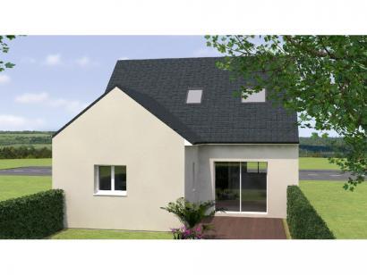 Modèle de maison RCA2086-3GI 3 chambres  : Photo 2