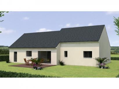 Modèle de maison PP20109-3GI 3 chambres  : Photo 2