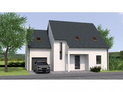 Modèle de maison RCA20130-4MGA 5 chambres  : Photo 1