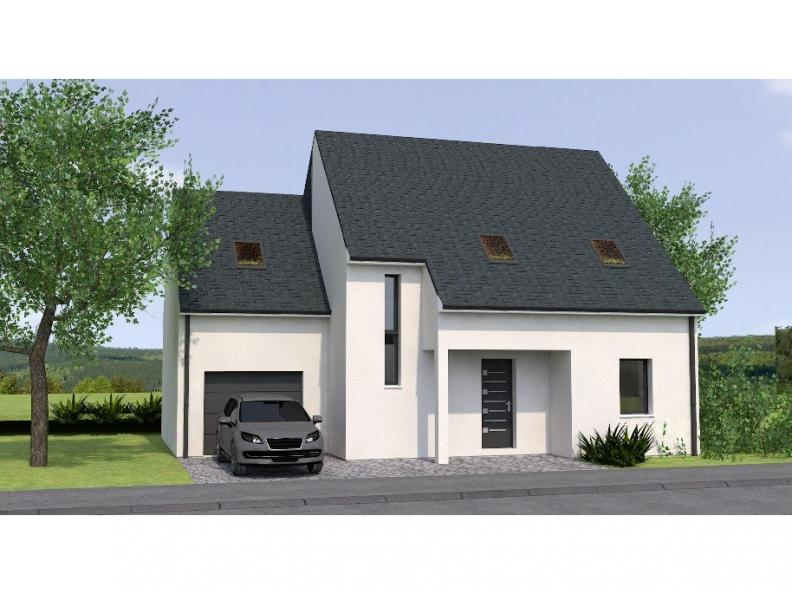 Modèle de maison RCA20130-4MGA : Vignette 1
