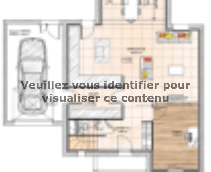 Plan de maison RCA20130-4MGA : Vignette 1