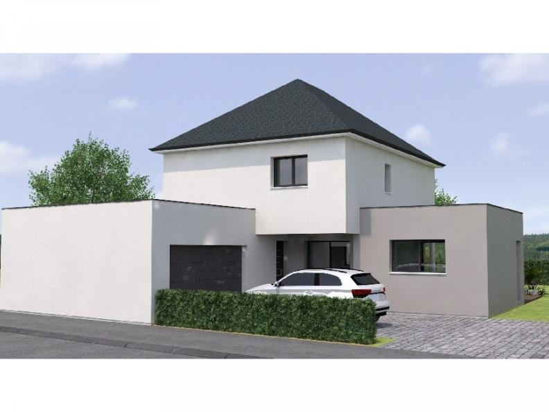 Modèle de maison R120140-4MGA : Vignette 1