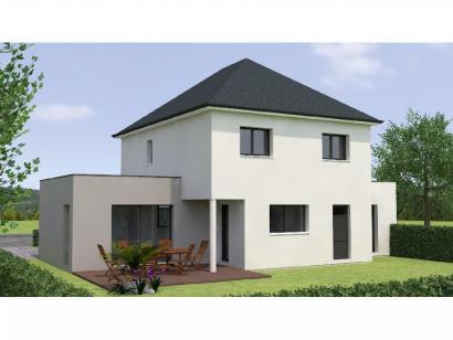 Modèle de maison R120140-4MGA 4 chambres  : Photo 2