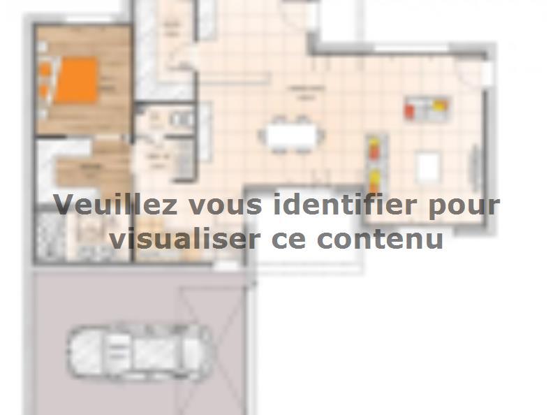 Plan de maison R120140-4MGA : Vignette 1