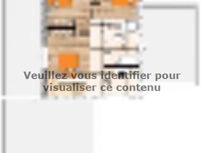 Plan de maison R120140-4MGA 4 chambres  : Photo 2