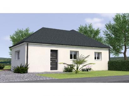 Modèle de maison PPL2085-3 3 chambres  : Photo 1