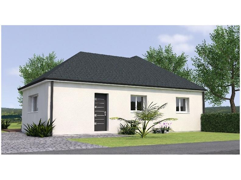 Modèle de maison PPL2085-3 : Vignette 1