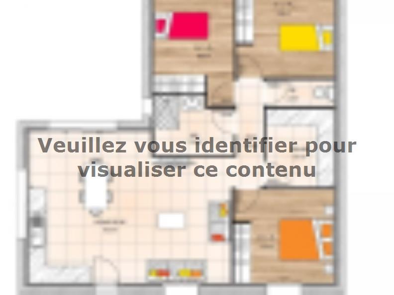 Plan de maison PPL2085-3 : Vignette 1