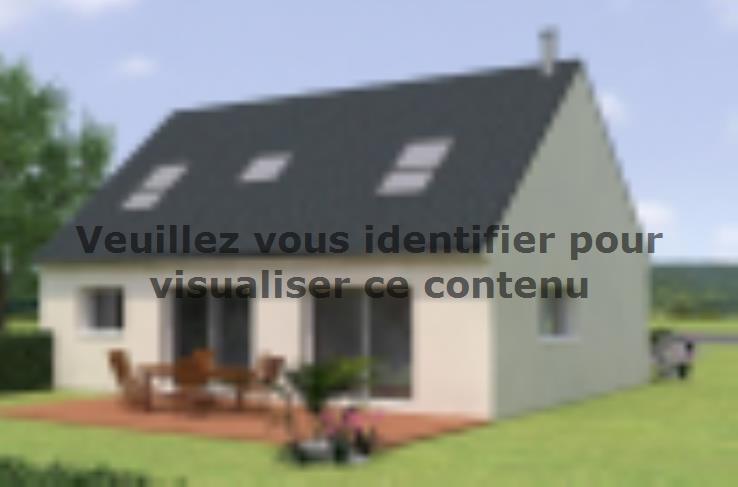 Modèle de maison RCNA2086-1 : Vignette 2