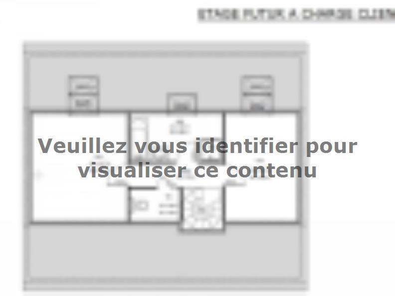 Plan de maison RCNA2086-1 : Vignette 2
