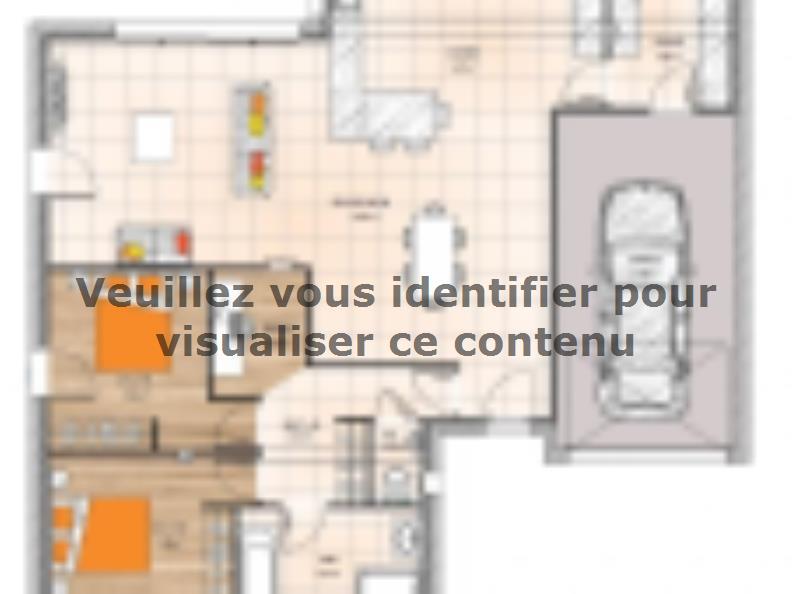 Plan de maison PPL20109-2BGI : Vignette 1
