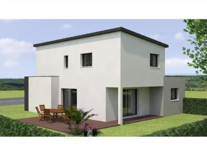 Modèle de maison R1MP20114-3BGI 4 chambres  : Photo 2