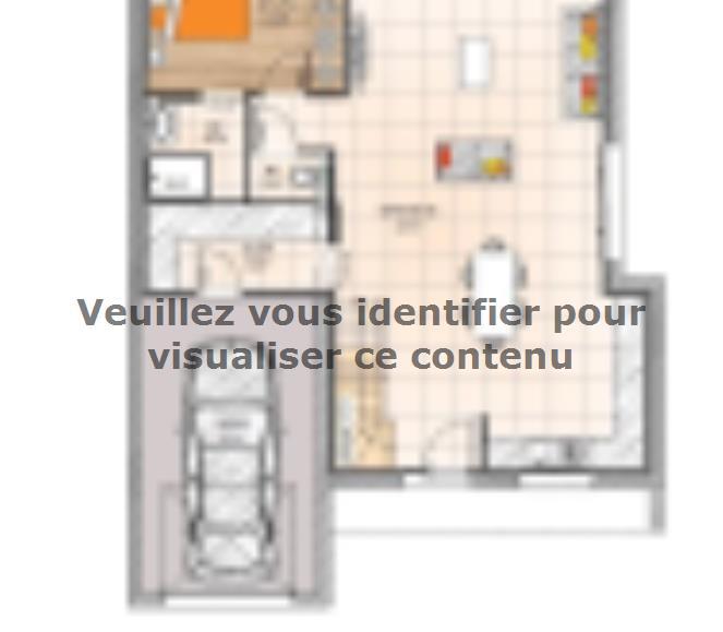Plan de maison R1MP20114-3BGI : Vignette 2