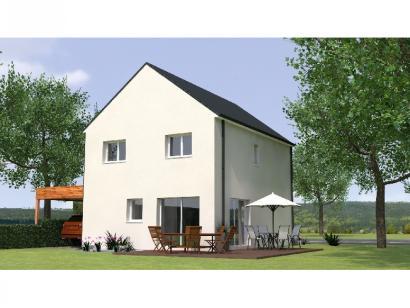Modèle de maison R120105-3 3 chambres  : Photo 2