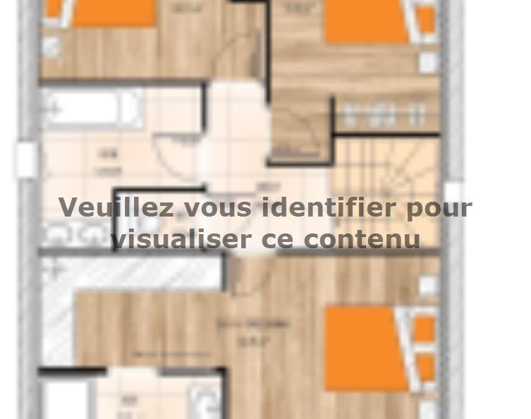 Plan de maison R120105-3 : Vignette 2