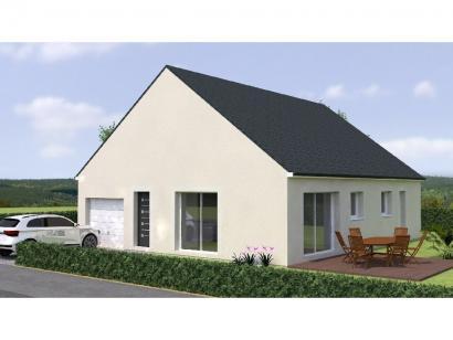 Modèle de maison PPL2092-3BGI 3 chambres  : Photo 1