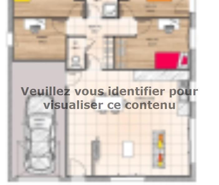 Plan de maison PPL2092-3BGI : Vignette 1