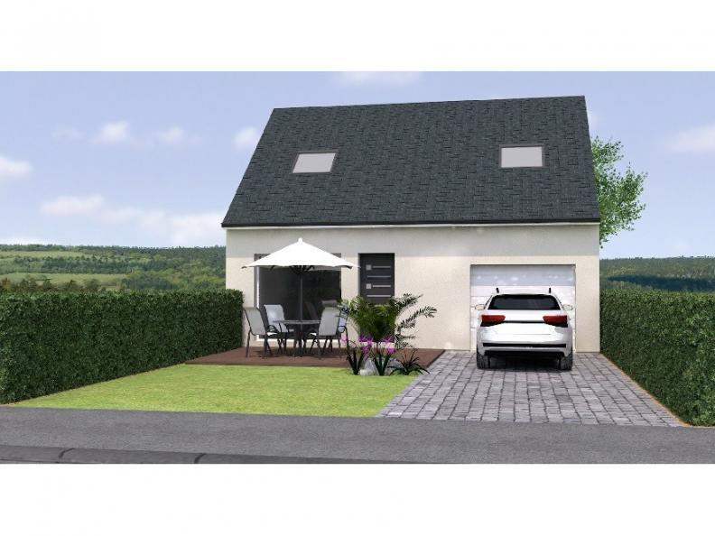 Modèle de maison RCA2091-3GI : Vignette 1