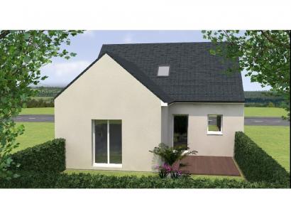 Modèle de maison RCA2091-3GI 3 chambres  : Photo 2
