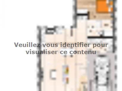 Plan de maison RCA2091-3GI 3 chambres  : Photo 1