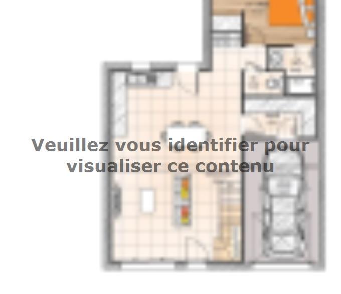 Plan de maison RCA2091-3GI : Vignette 1