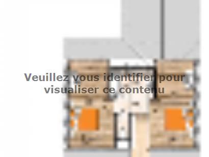 Plan de maison RCA2091-3GI 3 chambres  : Photo 2