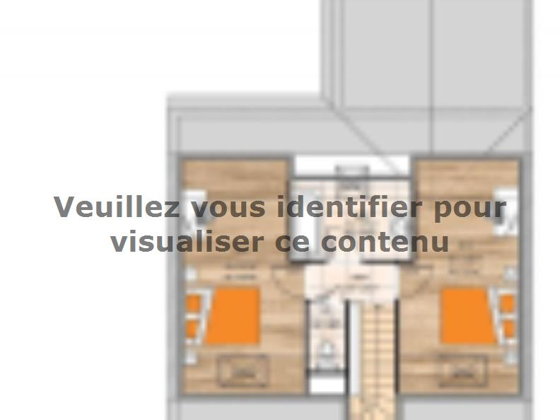 Plan de maison RCA2091-3GI : Vignette 2
