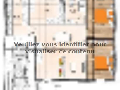 Plan de maison PP2072-2GI 2 chambres  : Photo 1
