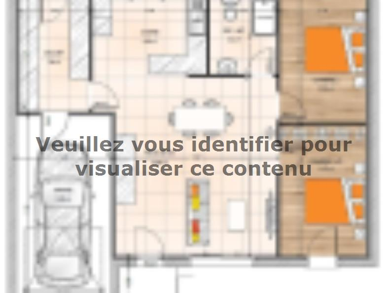 Plan de maison PP2072-2GI : Vignette 1