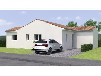 Modèle de maison PPL2076-3 3 chambres  : Photo 1