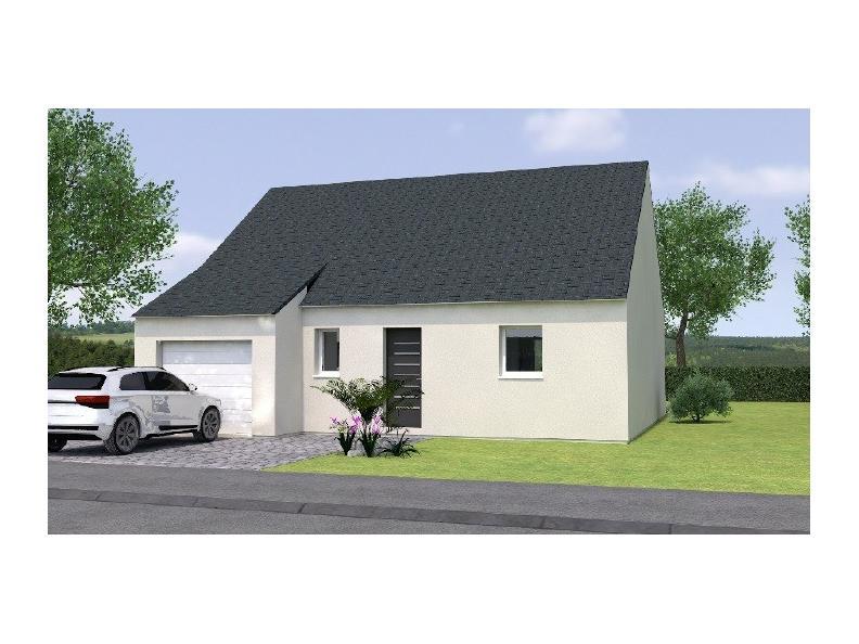 Modèle de maison PP2075-2GI : Vignette 1