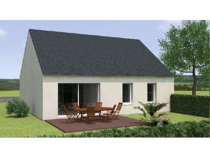 Modèle de maison PP2075-2GI 2 chambres  : Photo 2