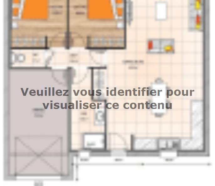 Plan de maison PP2075-2GI : Vignette 1
