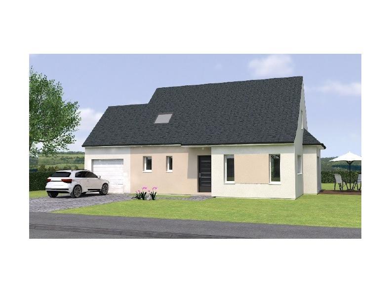 Modèle de maison RCA20113 -4GA : Vignette 1