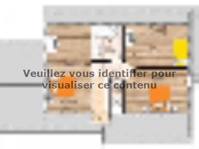 Plan de maison RCA20113 -4GA 4 chambres  : Photo 2