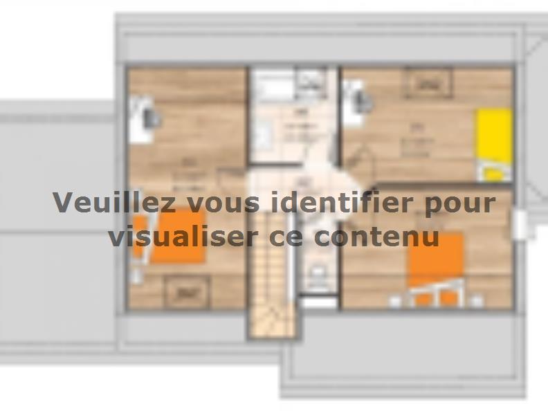 Plan de maison RCA20113 -4GA : Vignette 2