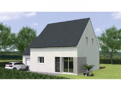 Modèle de maison RCA20105-5GA 5 chambres  : Photo 1