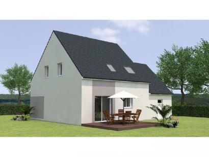 Modèle de maison RCA20105-5GA 5 chambres  : Photo 2