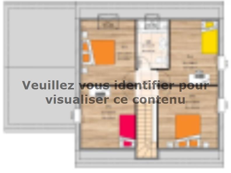 Plan de maison RCA20105-5GA : Vignette 2